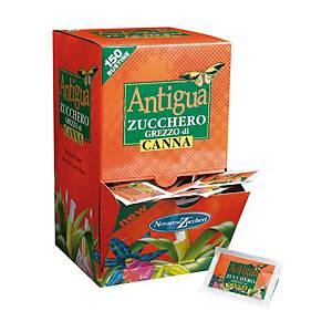 Zucchero di canna grezzo Antigua in bustine da 5 g - conf. 150