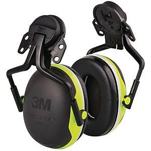 Høreværn 3M Peltor X4P3, hjelmmonteret, SNR 32 dB