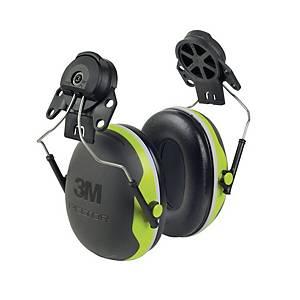 3M X4P5E HELMET ATTACHED EARMUFFS