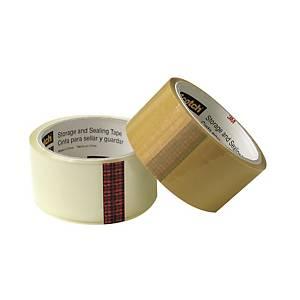 Scotch 3609-C Box Sealing Tape 2  x 30m Clear