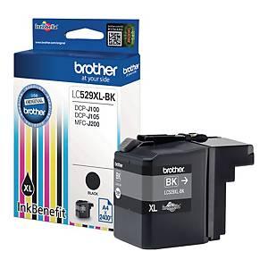 BROTHER LC-529XLBK I/JET CART 2.4K BLK