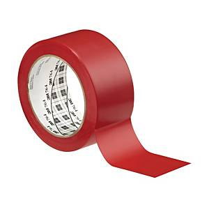 3M™ 764i marking tape, 50 mm x 33 m, red