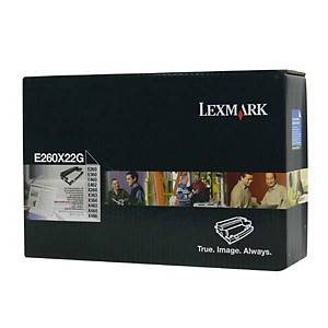 LEXMARK henger lézernyomtatókhoz E260X22G fekete