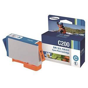 삼성 INK-C200 잉크 파랑