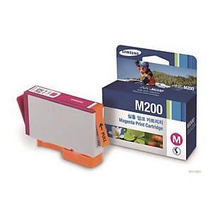 삼성 INK-M200 잉크 빨강