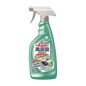 萬潔靈 廚房清潔劑噴裝(青檸味) 500毫升