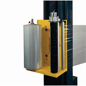 Extensible film for machines 1392 m x 50 cm 20 micron black