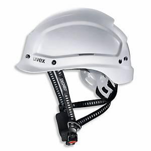Casque de sécurité Uvex 9773.050 Pheos Alpine, ABS, blanc