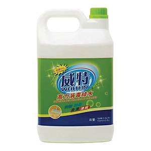 WHITON Disinfectant 3.8L