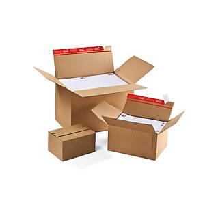 Caixa de envio com fundo automático ColomPac - 229 x164 x115 mm