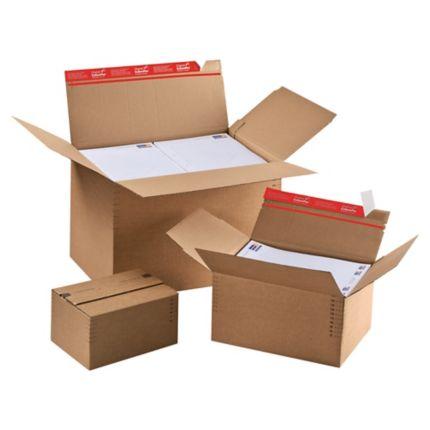 d7eac0b5c Výškovo nastaviteľné krabice Colom Pac A4 304x216x130-220 mm hnedá,  10ks/balenie