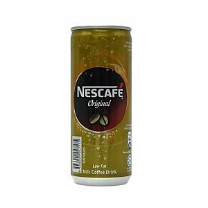 Nescafe Original Can 240ml - Pack of 24