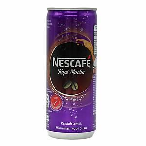 Nescafe Mocha Can 240ml - Pack of 24