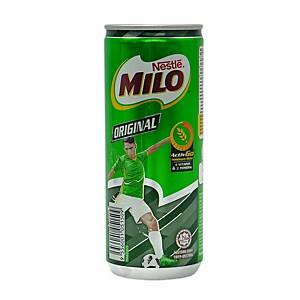 Nestle Milo Original Can 240ml - Pack of 24