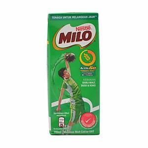 Nestle Milo UHT 200ml - Pack of 6