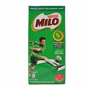 Nestle Milo UHT 1000ml - Pack of 12