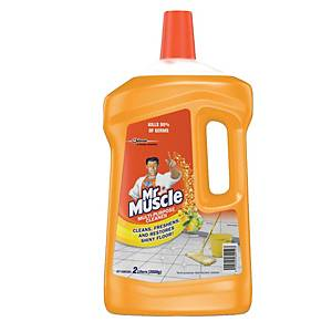 Mr Muscle Lemon Floor Cleaner 2l