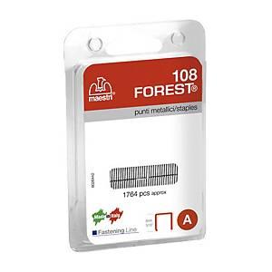 Punti 108 forest - b1 Maestri - conf. 1.764