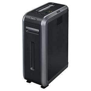Destructeur Fellowes Powershred® 125Ci - coupe croisée