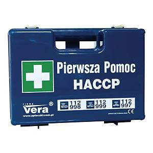 Apteczka VERA HACCP w walizce z ABS