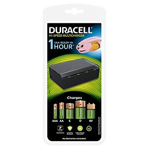 Chargeur de pile Duracell Multi Charger 1 heure