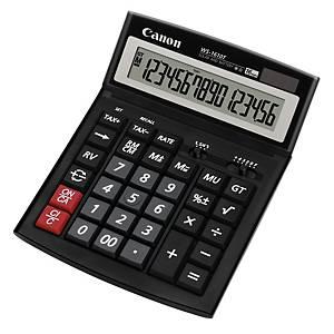 CANON เครื่องคิดเลขชนิดตั้งโต๊ะ WS-1610T 16 หลัก