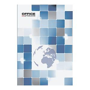 OFFICE PRODUCTS NOTEBOOK DRAFT A5 96SHT