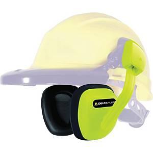 Høreværn Deltaplus Suzuka2, gul, SNR 27 dB