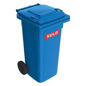Sulo 2-Wheeled Container Blue