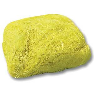 Folia fibre sisal jaune banane 50g