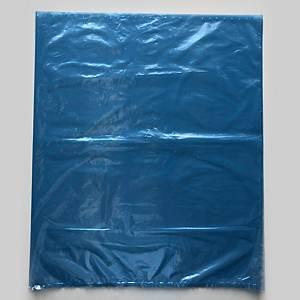 Sacchetti 45x55cm azzurro - conf. 1000
