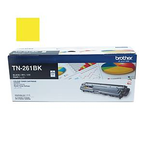 Brother TN 261Y Original Laser Toner Cartridge - Yellow