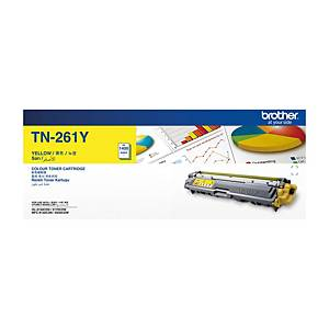 BROTHER TN-261Y ORIGINAL LASER CARTRIDGE YELLOW