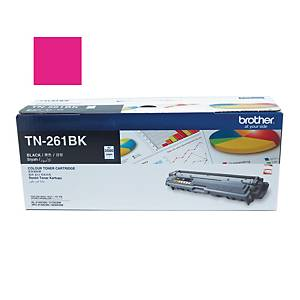 Brother TN 261M Original Laser Cartridge - Magenta