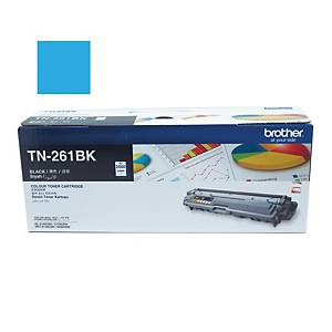 Brother TN 261C Original Laser Cartridge - Cyan