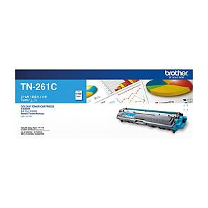 BROTHER TN-261C ORIGINAL LASER CARTRIDGE CYAN