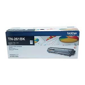 Brother TN 261BK Original Laser Cartridge - Black