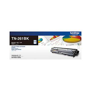 BROTHER TN-261BK ORIGINAL LASER CARTRIDGE BLACK