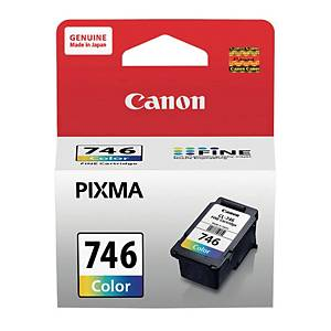 Canon CL-746 Inkjet Cartridge - Tri-color