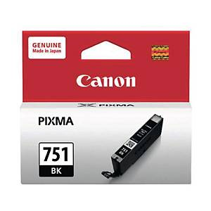 Canon CLI-751 Original Inkjet Cartridge - Black