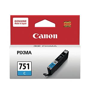 Canon CLI-751  Original Inkjet Cartridge - Cyan