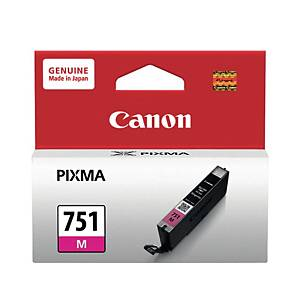 Canon CLI-751 Original Inkjet Cartridge - Magenta