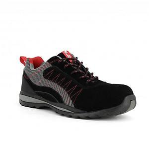 Chaussures de sécurité basses mixtes S24 Zephir S1P - noires - pointure 38