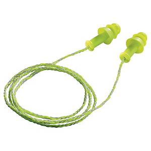 BX50 UVEX WHISPER+ CORDED EARPLUGS SNR27