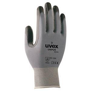 Gants de manutention Uvex 6634 - taille 9 - la paire