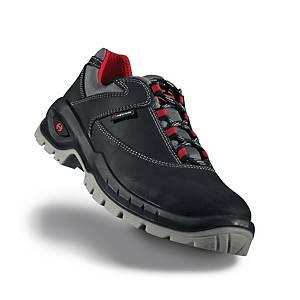 Chaussures de sécurité basses Heckel Suxxeed S3 - noir/rouge - pointure 42
