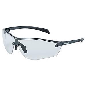 Óculos de segurança com lente transparente Bollé Silium Plus
