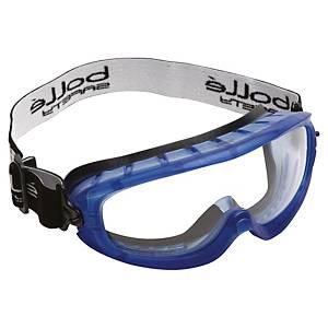 Lunettes masque de protection Bollé Atom - avec bord mousse - la paire