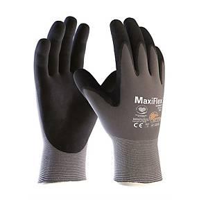 ATG MaxiFlex® Ultimate™ 34-874 kesztyű precíz munkákhoz, méret 10