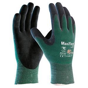 ATG MaxiFlex 34-8743 snijbestendige handschoenen nitril gecoat, maat 7, 12 paar